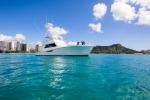 Boating in Waikiki